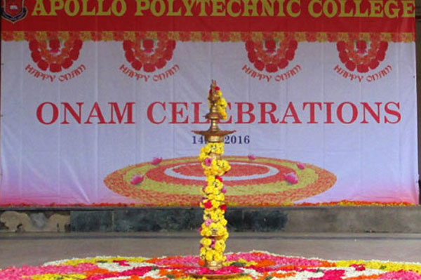 Onam Celebration, on 14 Sep 2016